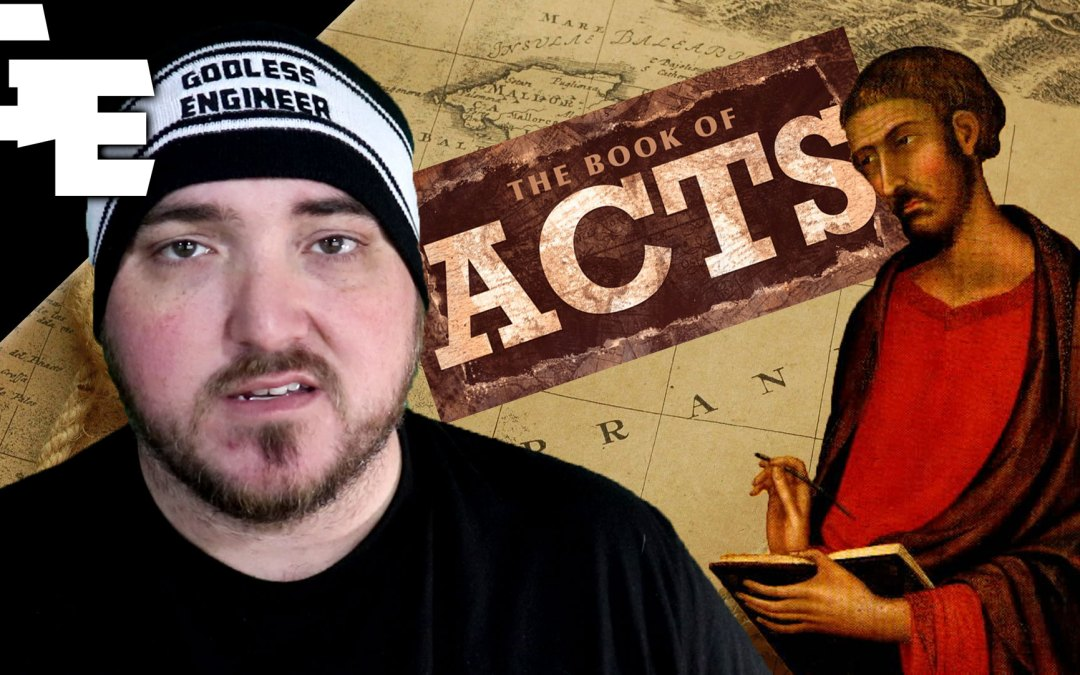 Was Luke-Acts Actually Written By Luke Using Eyewitnesses?