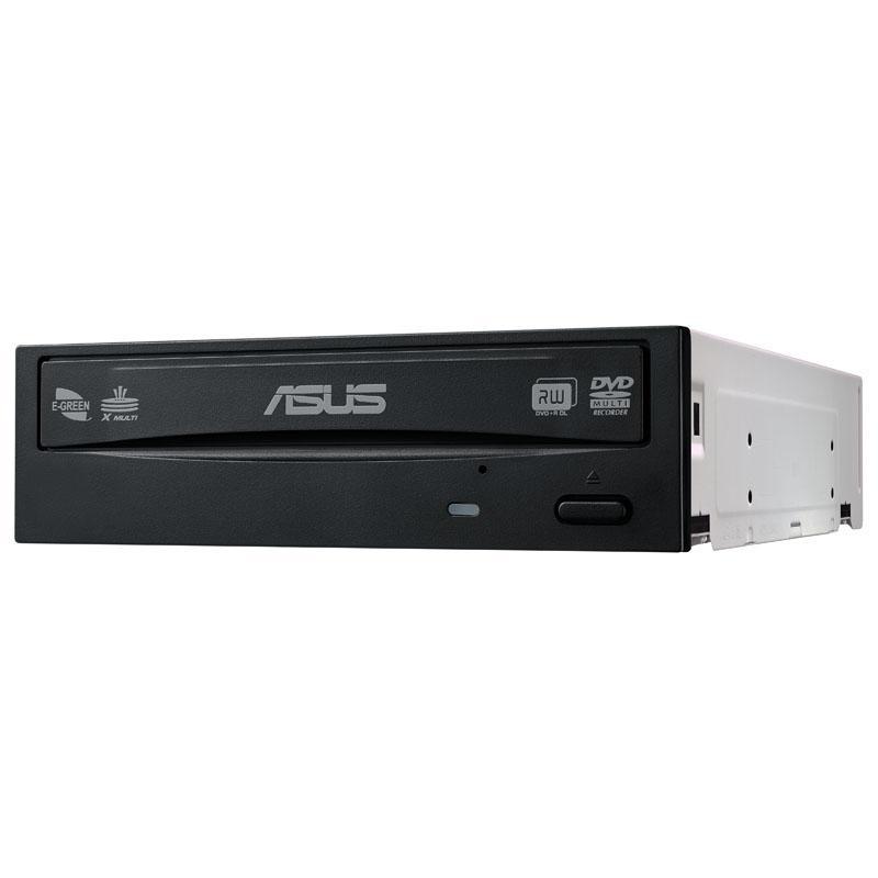 asus drw 24d5mt e green 525 masterizzatore dvd sata bulk nero