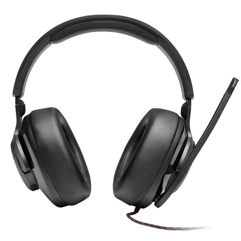 jbl quantum 300 gaming headset nero
