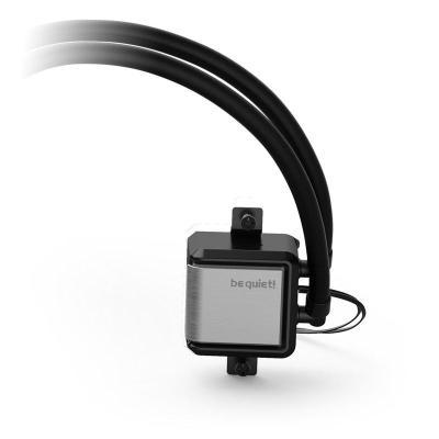 be quiet silent loop 2 sistema di raffreddamento ad acqua completo 240mm nero