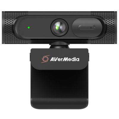 avermedia pw315 full hd webcam grandangolo