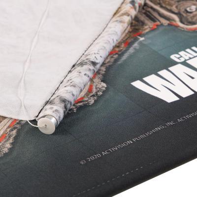 call of duty warzone wallscroll verdansk map