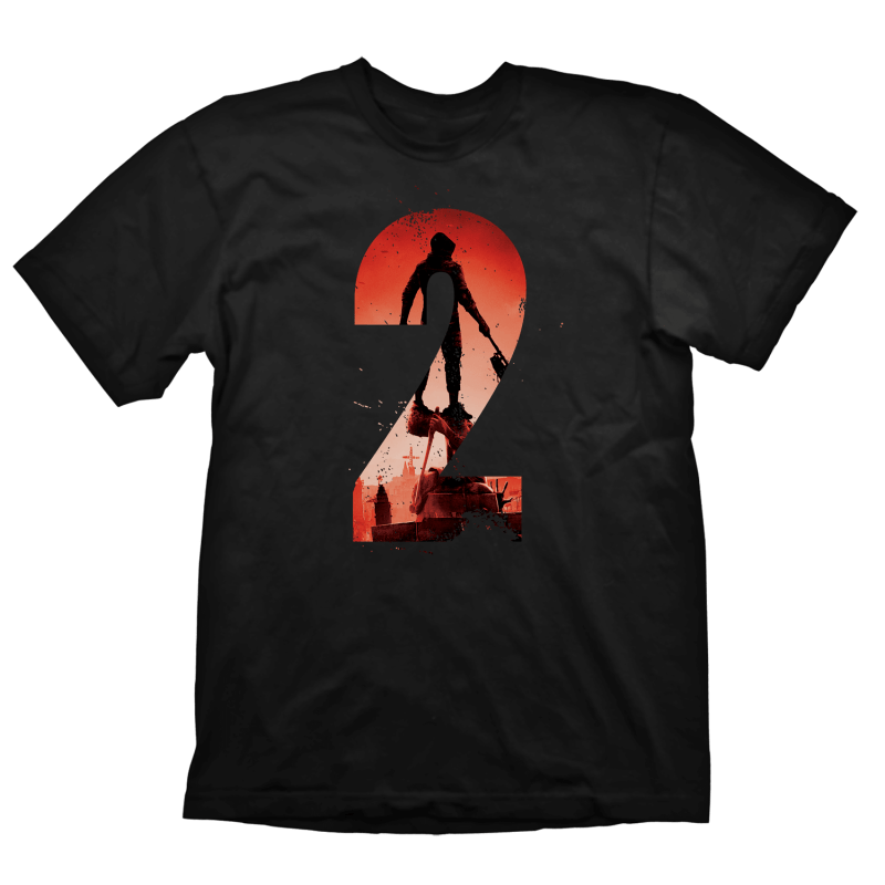 dying light 2 t shirt aidens view