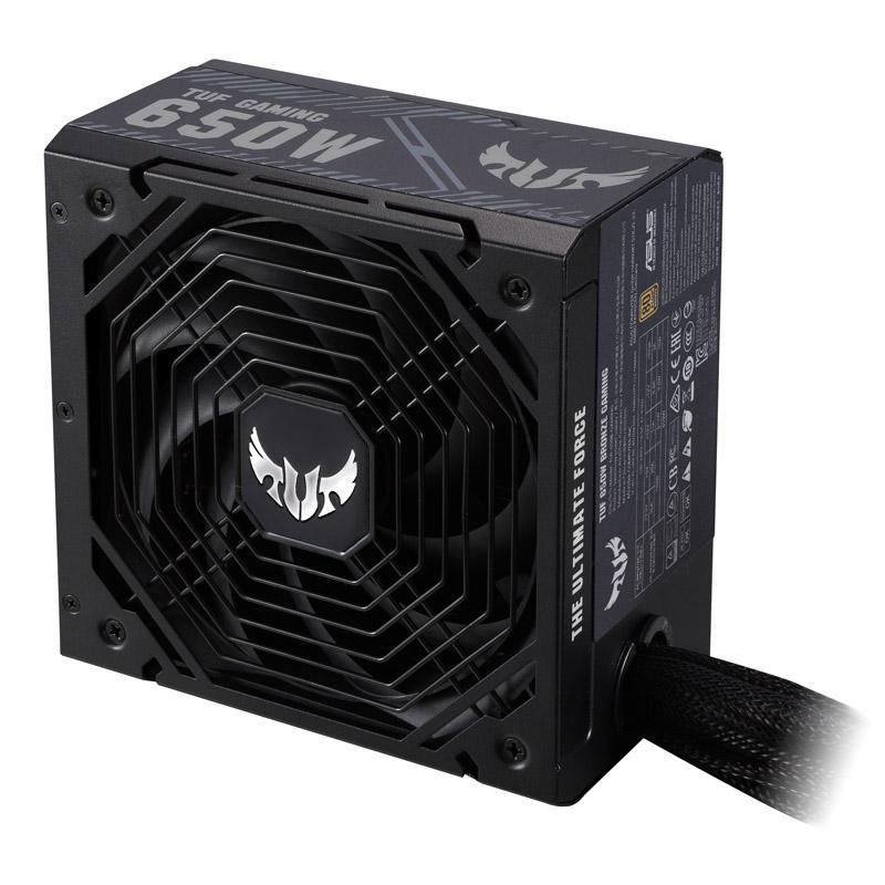 asus tuf gaming 650b 80 plus bronze alimentatore 650 watt