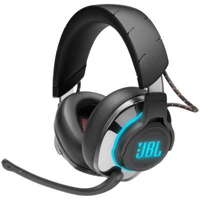 jbl quantum 800 gaming headset wireless 24 ghz bluetooth 50 cancellazione del rumore nere