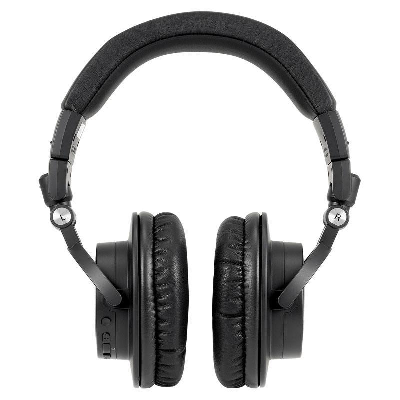 audio technica ath m50xbt2 cuffie nere