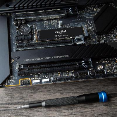 crucial p5 plus ssd motherboard image 05