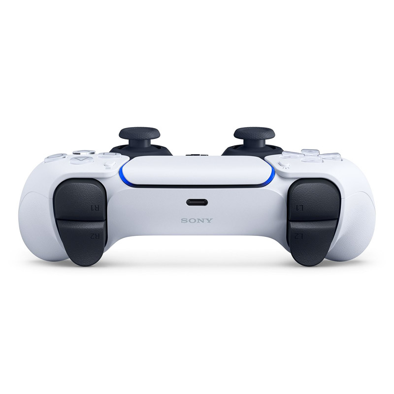 sony dualsense controller wireless bianco