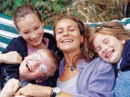 Mum with Kids