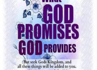 Luke 12:31 But rather seek ye the kingdom of God; and all these things shall be added unto you.