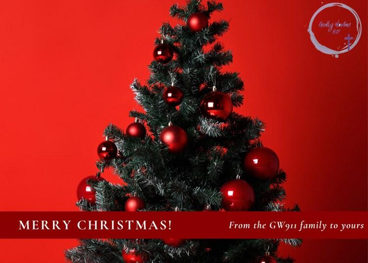 Godly Woman Christmas Card