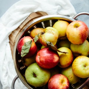 Why you should not tithe. Tithing - one of the most controversial topics of the Church. One simple response changed my world. Basket of different color apples.