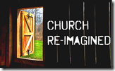 Church re-imagined