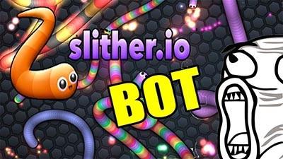 Slitherio Bot