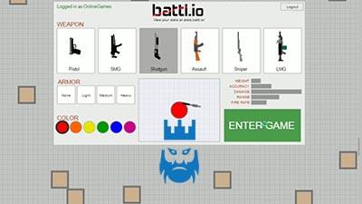 Battl.io Gameplay