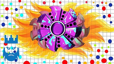 Spinz.io Gameplay