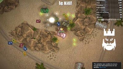 TankWars.io Gameplay