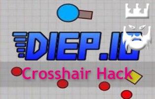 Diep.io Crosshair Pointer
