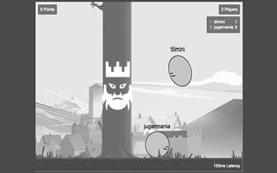 Hopz.io Gameplay