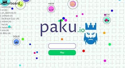 Paku.io Gameplay