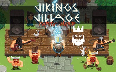 Vikingsvillage.io Gameplay