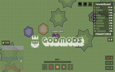 Moomoo.io Mod Gameplay