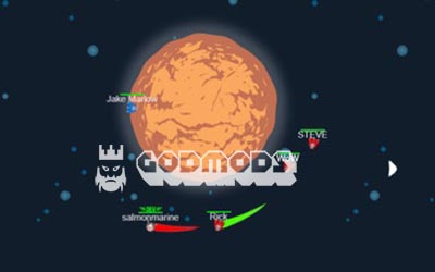 Spacegolf.io Gameplay