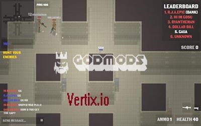 Vertix.io Mod Gameplay