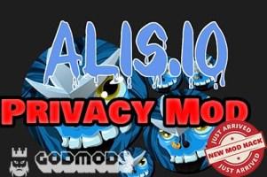 Alis.io Privacy Mod