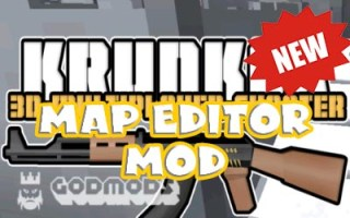 Play and Download Krunker io Map Editor Mod with Unblocked Hacks