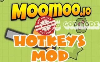 Moomoo.io Hotkeys Mod