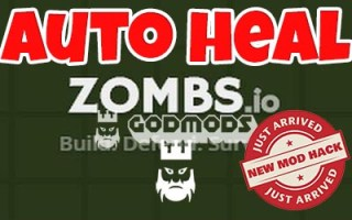 Zombs.io Auto Heal Mod
