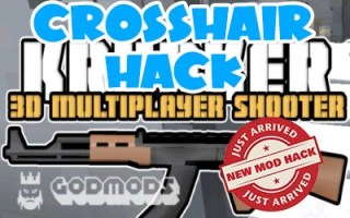 Download Krunker io Crosshair Hack and Access to all Krunker io Mods