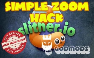 Slither.io Simple Zoom Hack