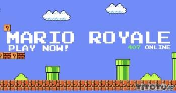 Mario Royale.io