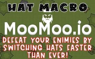 Moomoo.io Hat Macro Hack