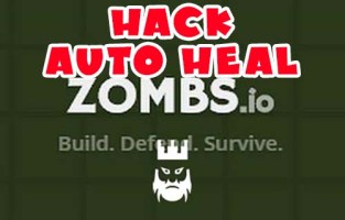 Zombs.io Hack Auto heal