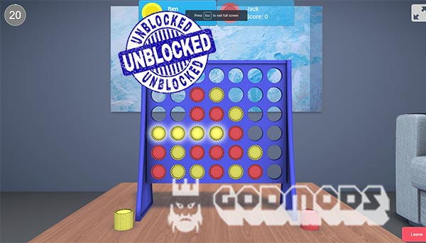 Connect4.io Unblocked