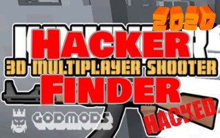 Krunker.io Hacker Finder