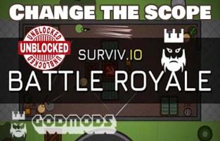 Surviv.io Change The Scope Mod