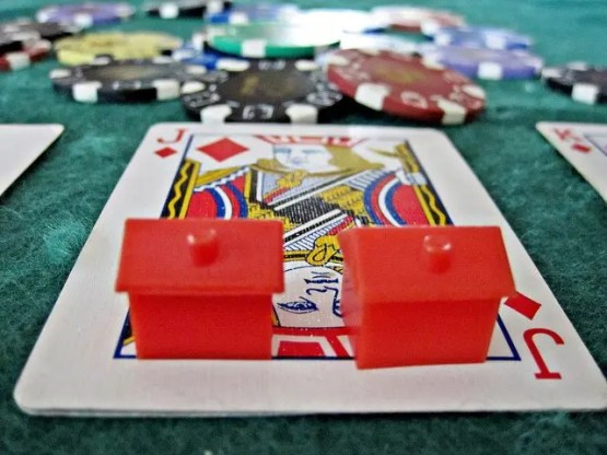 Gambling on Real Estate