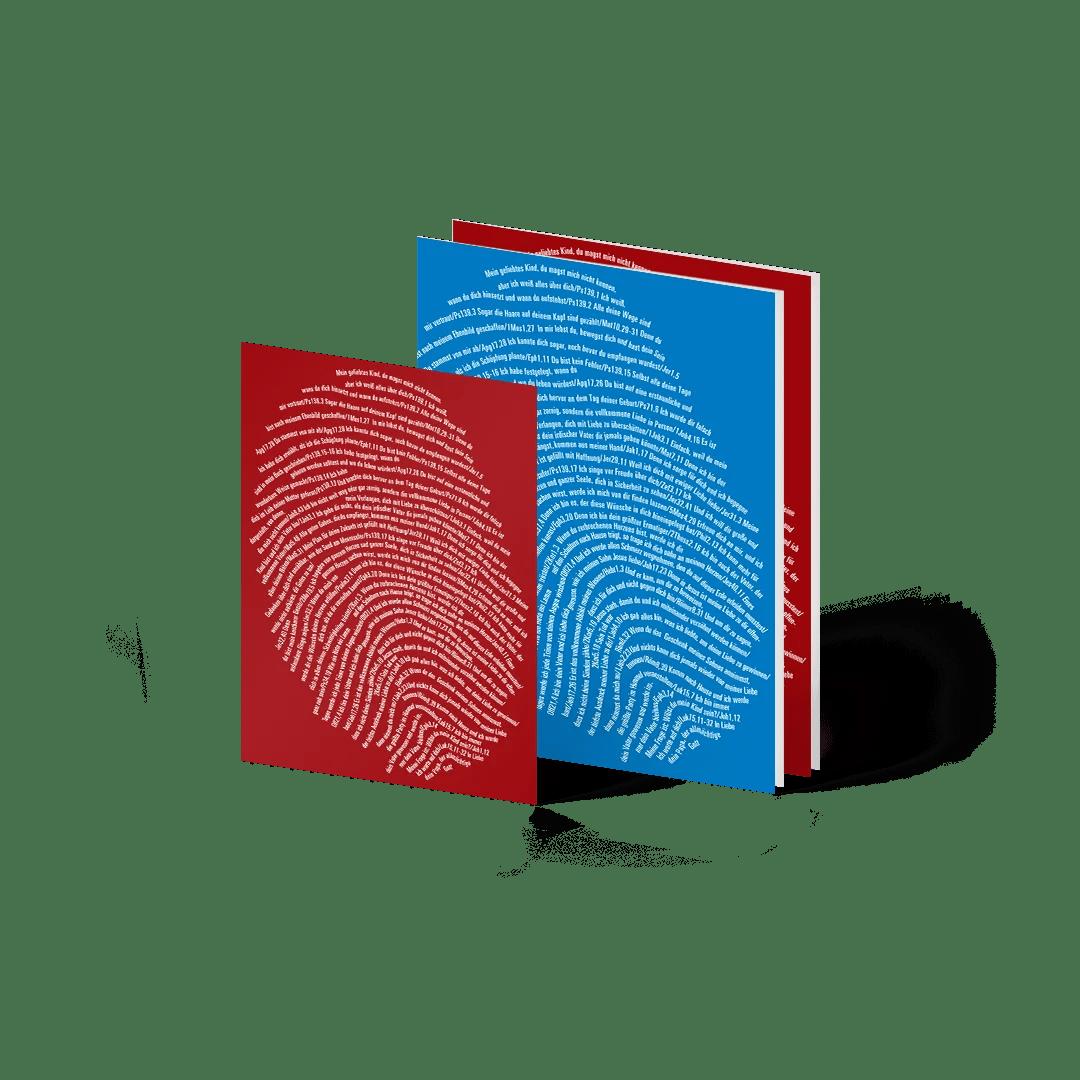 Fingerabdruck –Karten
