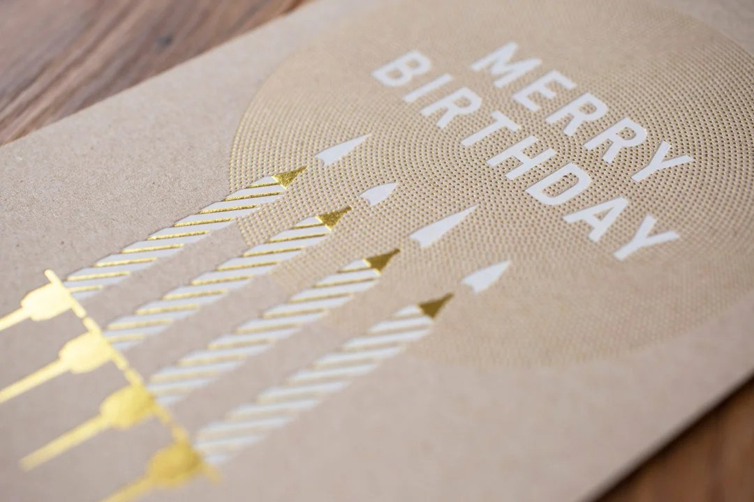 Tiefsinnkarten, godnews, Merry Christmas, Weihnachtskarte