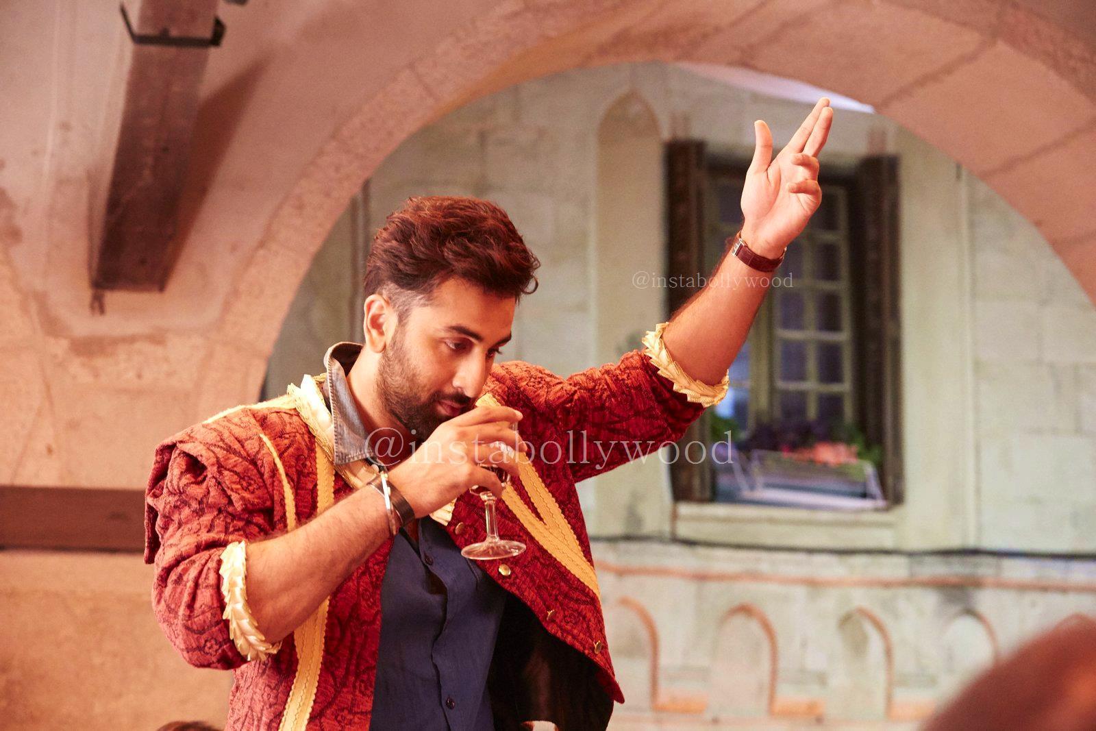 Ranbir Kapoor Unseen Pics