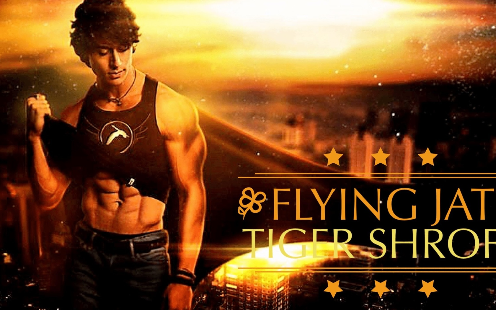 Tiger Shroff HD Wallpapers
