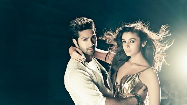 Varun Dhawan with Hot Alia Bhatt