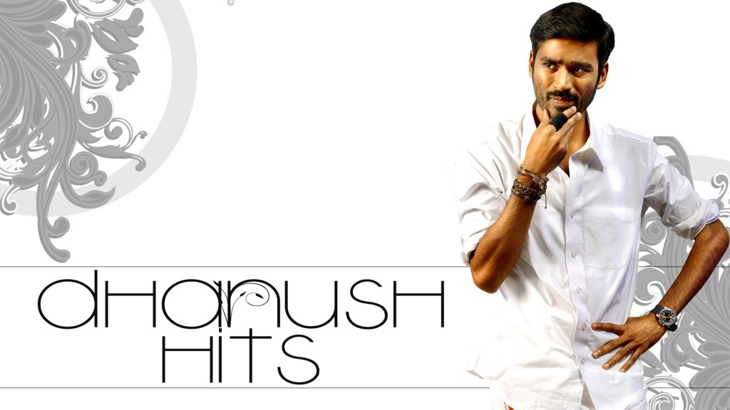 Dhanush Best Photos