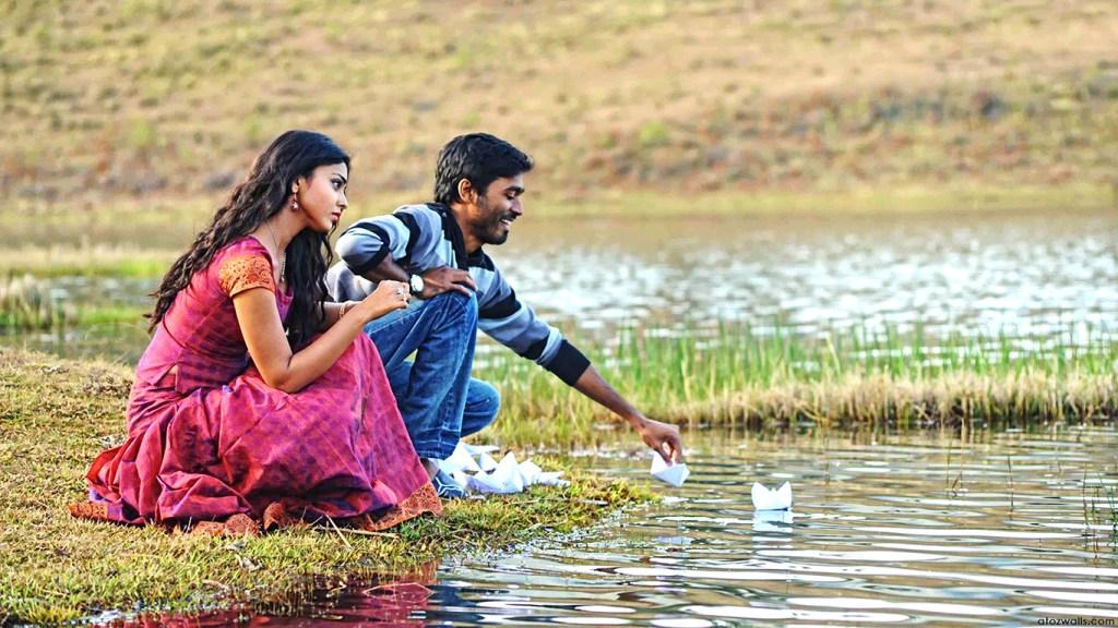 Dhanush Unseen Pics
