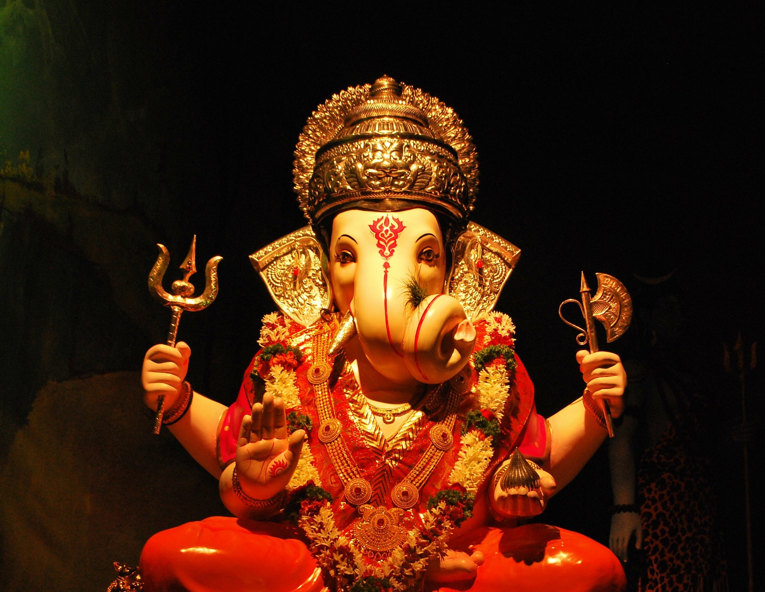 50 Lord Ganesha Photo GANPATI IMAGES WALLPAPER FOR FREE