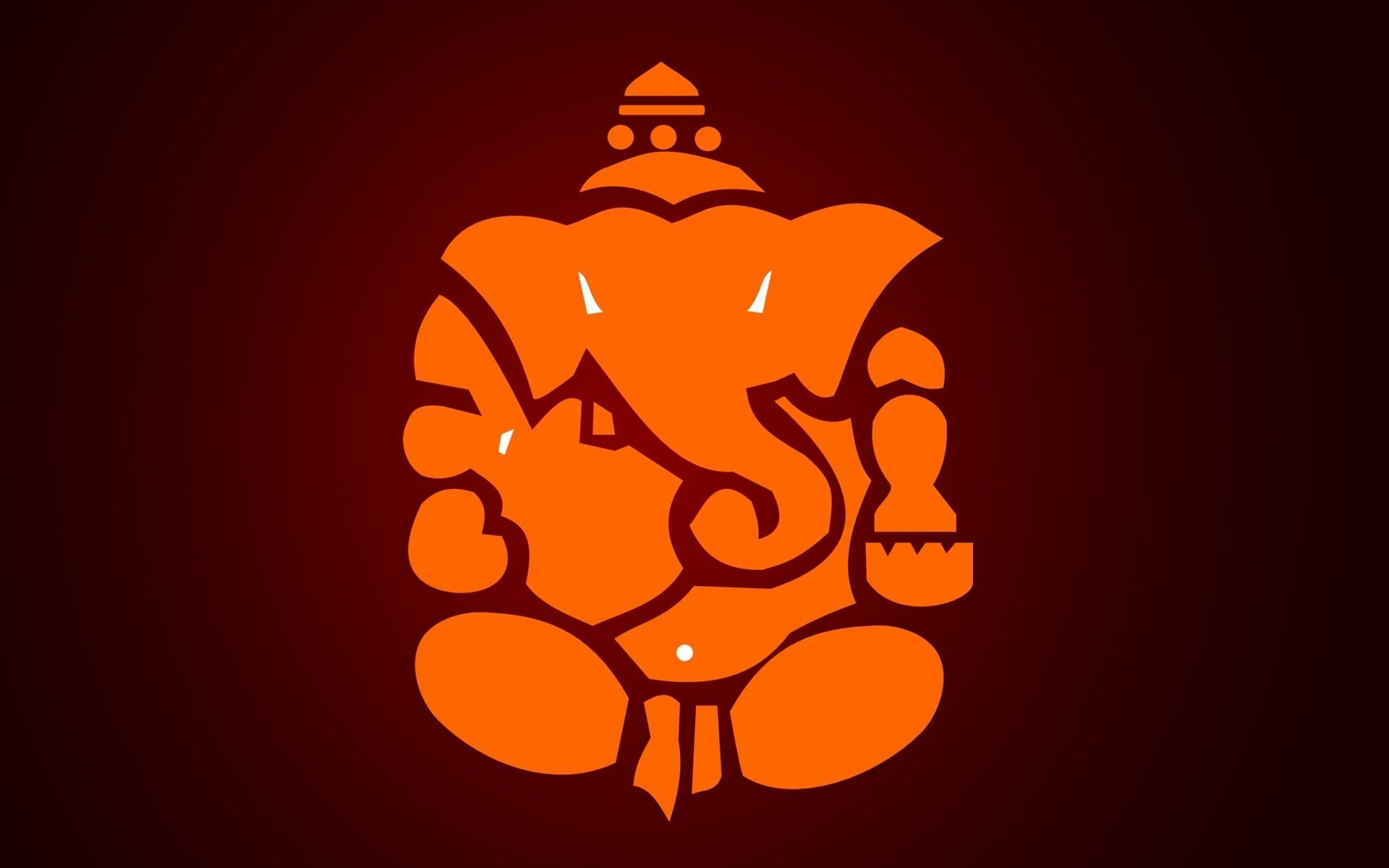 Simple Wallpaper Angry Ganpati - ganesh-4  Collection_497154      .jpg